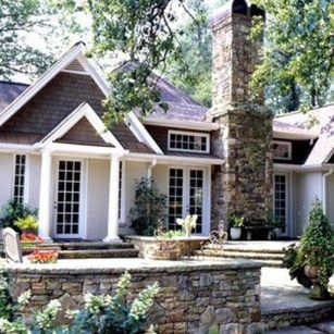 Great Front Porch Addition Ranch Remodeling Ideas 26
