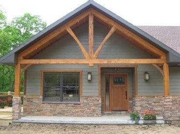 Great Front Porch Addition Ranch Remodeling Ideas 34