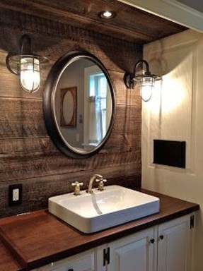 Modern Farmhouse Bathroom Remodel Ideas 06