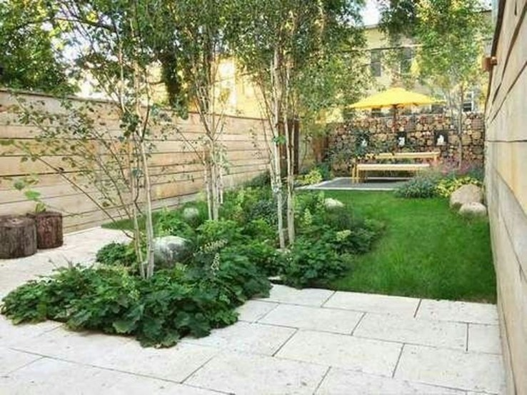Amazing Scandinavian Backyard Landscaping Ideas 40