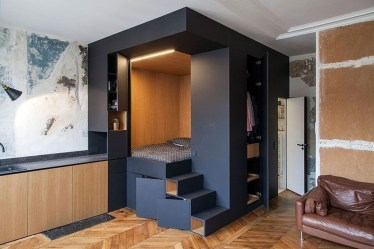 Beautiful Modern Small Apartment Design Ideas 20