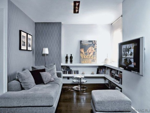 Beautiful Modern Small Apartment Design Ideas 39