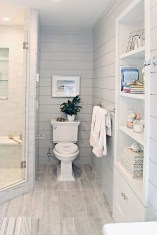 Creative Master Bathroom Shower Remodel Ideas 21