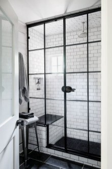Creative Master Bathroom Shower Remodel Ideas 45