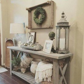 Fantastic Simple Farmhouse Home Decor Ideas 22