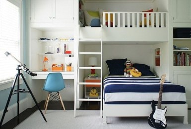 Incredible Bedroom Design Ideas For Kids 25