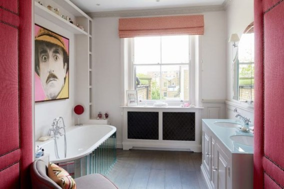 Lovely Eclectic Bathroom Ideas 07