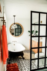 Lovely Eclectic Bathroom Ideas 20