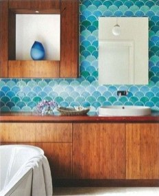 Lovely Eclectic Bathroom Ideas 28
