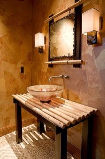 Lovely Eclectic Bathroom Ideas 33