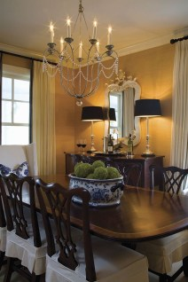 Stylish Beautiful Dining Room Design Ideas 04