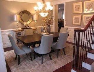 Stylish Beautiful Dining Room Design Ideas 13