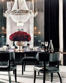 Stylish Beautiful Dining Room Design Ideas 25