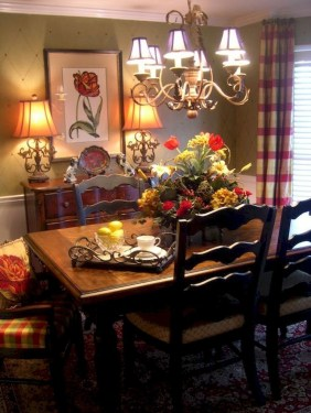 Gorgeous French Home Decoration Ideas 08