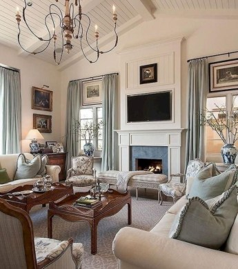 Gorgeous French Home Decoration Ideas 16