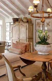 Gorgeous French Home Decoration Ideas 37