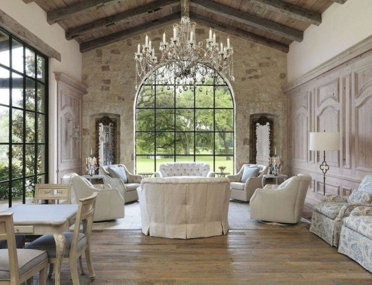 Gorgeous French Home Decoration Ideas 43