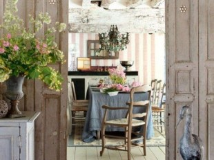 Gorgeous French Home Decoration Ideas 48