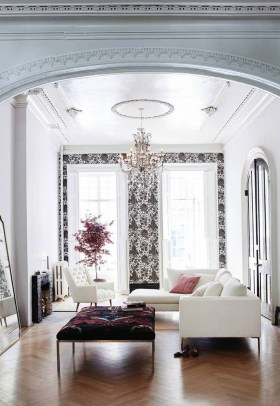 Lovely White Fall Decor Ideas For Interior Design 29