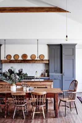 Magnificient Rustic Country Kitchen Ideas To Renew Your Ordinary Kitchen 26