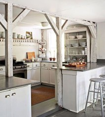 Magnificient Rustic Country Kitchen Ideas To Renew Your Ordinary Kitchen 27