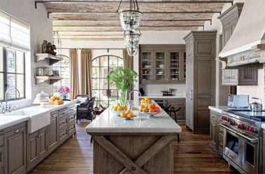 Magnificient Rustic Country Kitchen Ideas To Renew Your Ordinary Kitchen 36