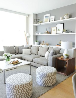 Simple Modern Living Room Decorations Ideas 36