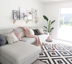 Simple Modern Living Room Decorations Ideas 50