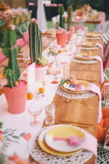 Wonderful Party Table Decorations Ideas 28