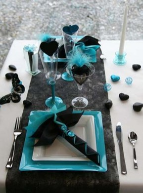 Wonderful Party Table Decorations Ideas 53