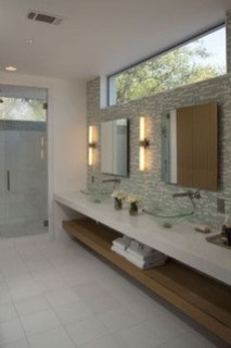 Adorable Contemporary Bathroom Ideas To Inspire 03
