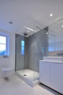 Adorable Contemporary Bathroom Ideas To Inspire 05