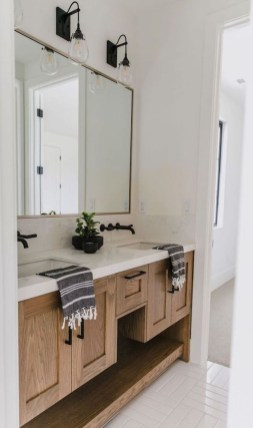 Adorable Contemporary Bathroom Ideas To Inspire 17