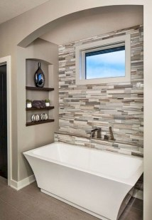 Adorable Contemporary Bathroom Ideas To Inspire 37