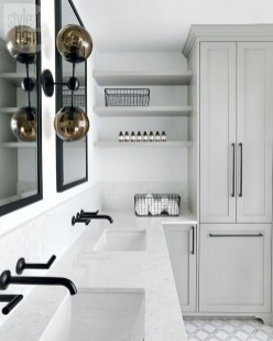 Adorable Contemporary Bathroom Ideas To Inspire 40