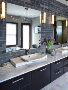 Adorable Contemporary Bathroom Ideas To Inspire 41