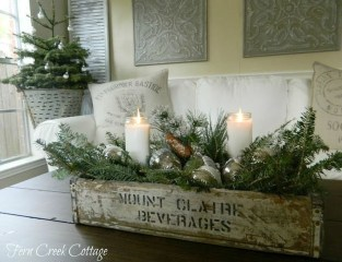 Awesome Country Christmas Decoration Ideas 53