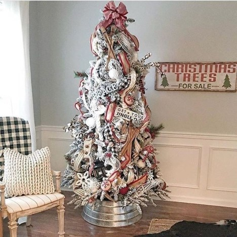 Awesome Country Christmas Decoration Ideas 57