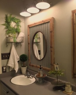 Beautiful Bathroom Mirror Ideas You Will Love 30
