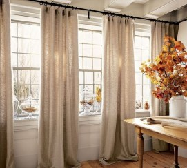 Cheap Farmhouse Curtains For Living Room Decorating Ideas 07