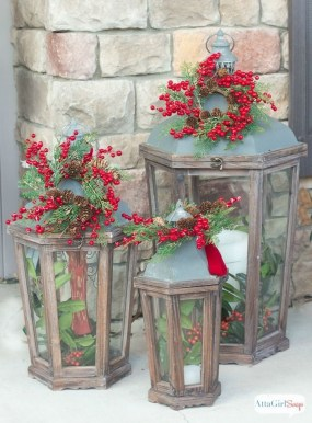 Exciting Christmas Lanterns For Indoors And Outdoors Ideas 07