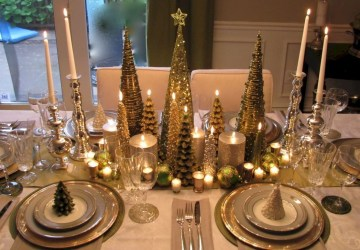 Inspiring Christmas Centerpiece Ideas 10