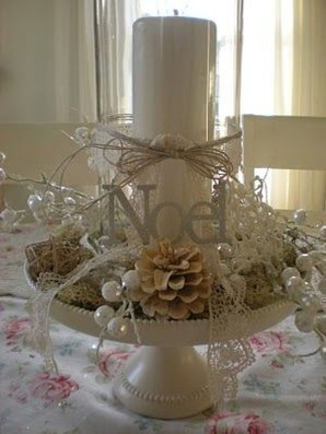 Inspiring Christmas Centerpiece Ideas 17