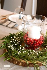 Inspiring Christmas Centerpiece Ideas 40