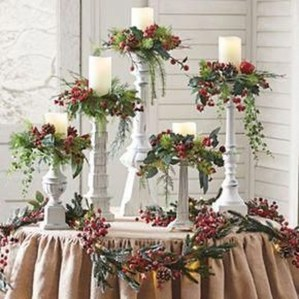 Inspiring Christmas Centerpiece Ideas 47