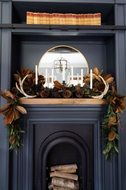 Lovely Traditional Christmas Decorations Ideas 52