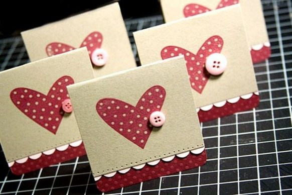 Awesome Diy Cards Design Ideas For Valentine Day 07