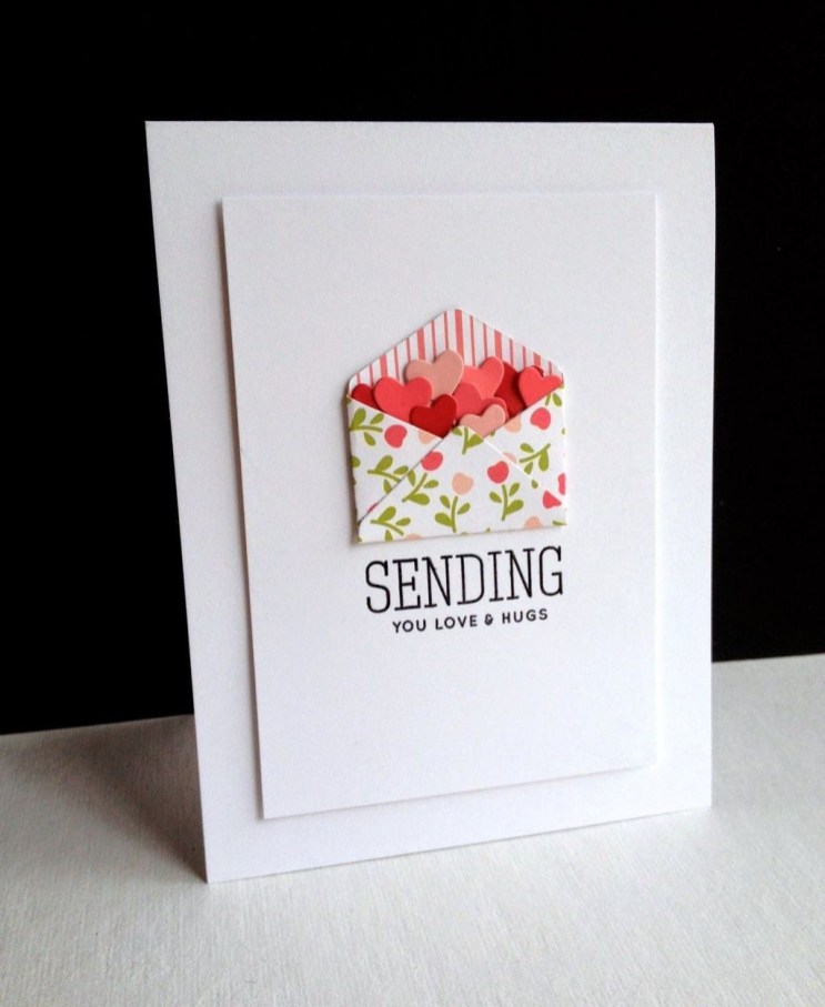 Awesome Diy Cards Design Ideas For Valentine Day 31