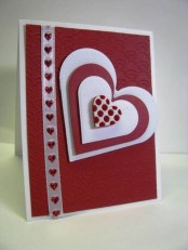 Awesome Diy Cards Design Ideas For Valentine Day 37