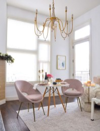Charming Dining Room Decor Ideas For Valentines Day 42